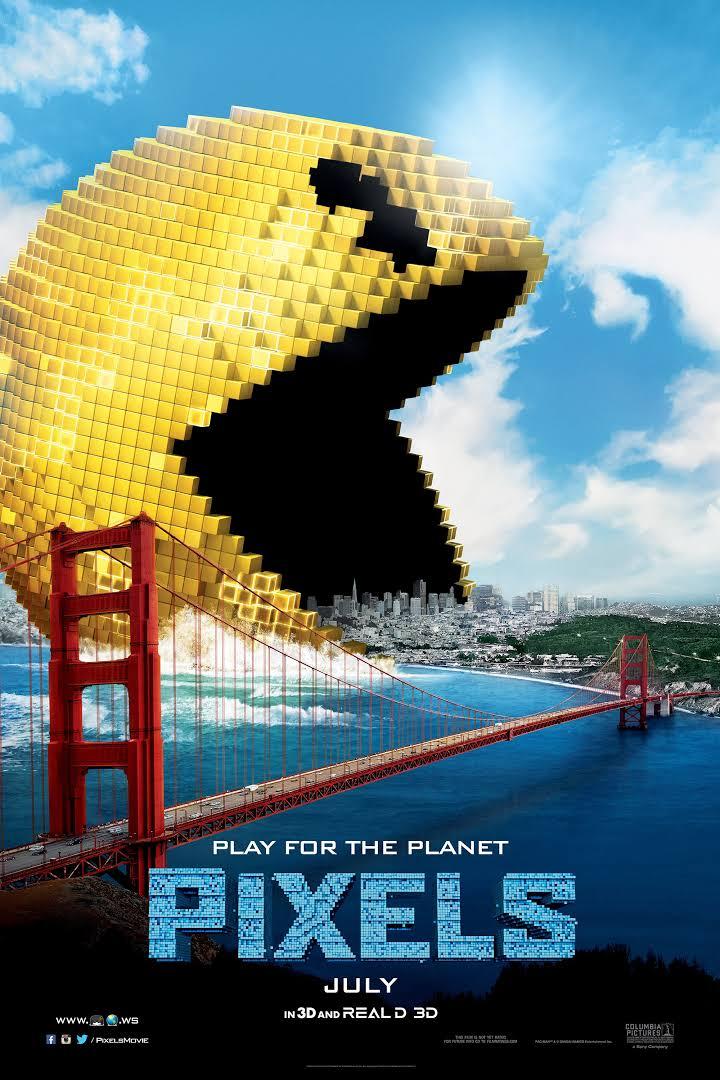 Pixels (2015 film)
