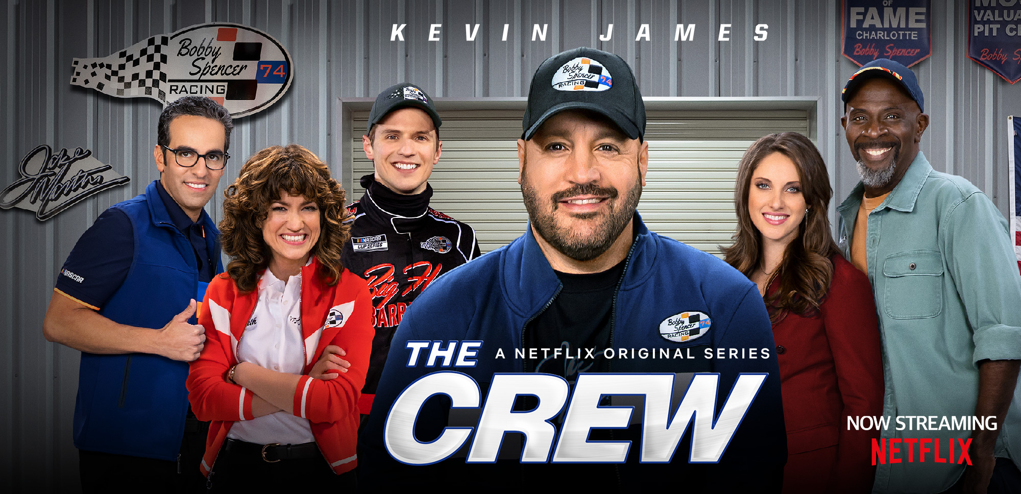 Kevin James: The Crew | A Netflix Original Series